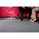 comprar carpete para escritório Maringá
