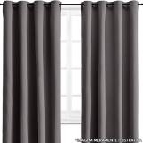 cortina para sala com blecaute Cascavel