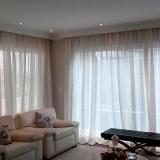 cortina para sala moderna Pato Branco