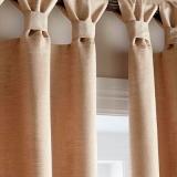 cortina para sala de jantar