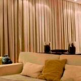 cortina para sala grande