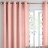 cortina para sala moderna