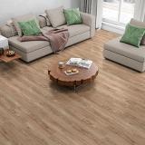 piso vinílico de madeira Florida