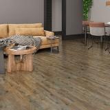piso vinílico madeira Santa Mariana