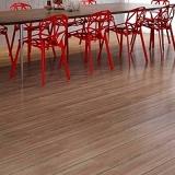 preço de piso de madeira laminado Araucária