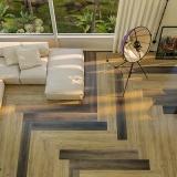 quanto custa piso vinílico apartamento Paranaguá